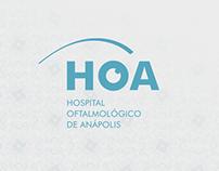 HOA -  Hospital Oftalmológico de Anápolis