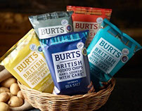 BURTS packaging