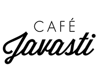 Student work: Rebranding design for Cafe Javasti.