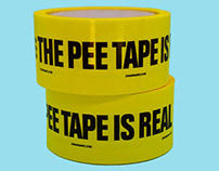 The Pee Tape is Real Tape