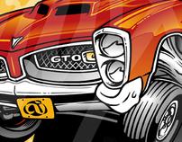 Automotive Toons