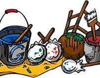 Re-design Google Logos