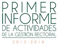 Informe Unicach 2012