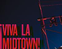 """OKCBiz """"Viva la Midtown!"""" Magazine Spread"""