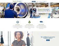 SpendLogic Website