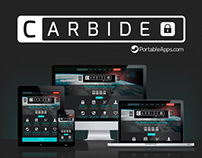 PortableApps.com Carbide Brand