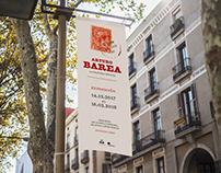 Diseño de exposición sobre Arturo Barea