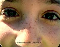 "Fotografia - Projeto ""As janelas da alma"""