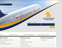 Airlines Web site