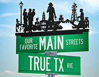 Texas Highways Magazine Cover