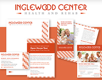 Inglewood Center Branding Package