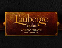 L'Auberge du Lac Casino Redesign