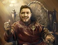 Game Of Thrones S7 OSN Promo Art