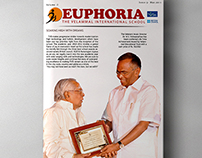 Euphoria - The Velammal International School Newsletter