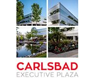 Brochure Design - Carlsbad Executive Plaza