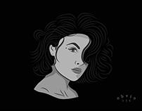 Sherilyn Fenn (Audrey Horne form Twin Peaks)