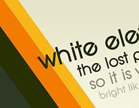 White Elefant poster 4