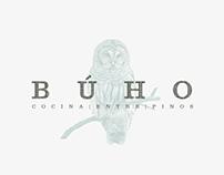 """BÚHO """"Cocina entre pinos"""""""