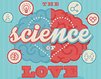 Infographic: The Science of Love