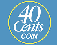 Share The Meal - 40 Cents Coin