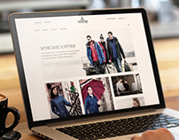 Online clothing store for any weather