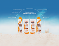 Eventone Suncare. Design