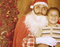 Creepy Santa  |  Fundação Pão dos Pobres