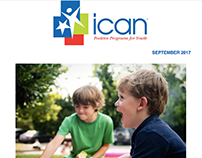 ICAN AZ Newsletter Redesign