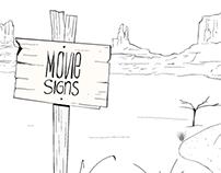 Movie Signs