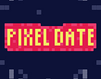 Pixel Date: The Geeky Dating App