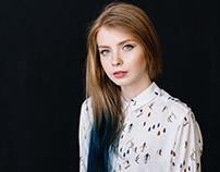A series of portraits: Alena