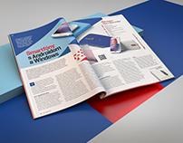 TouchIT Magazine Redesign