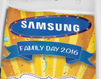 samsung  family day