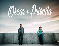 Oscar + Priscila