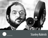 minimalz - Stanley Kubrick