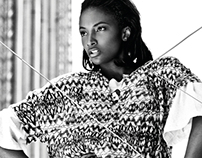 Fashizblack editorial