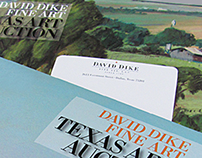DAVID DIKE FINE ART: TEXAS ART AUCTION