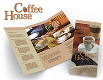 Coffee House personal project