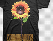 Soundgarden Graphic Tees