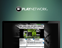PlayNetwork - Services Landing Page