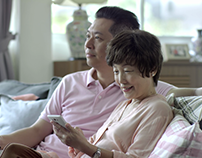 Singtel - Reunion Surprise CNY TVC 2015