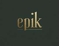 Epik Kafe - Branding