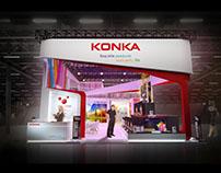 KONKA CIEF 2017