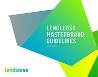 Leadlease Rebrand, Corporate Brand Guidlines