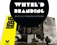 WHYELFILES Branding Experience