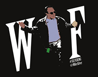 Mike Silver | T-Shirt Design