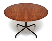 """Dining Table / """"Just add YOUR graphic!"""""""