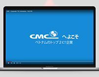 CMC – Corporate TVC – Motion Graphic