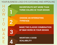 How to Make Business Logo Eye-Catching & Appealing