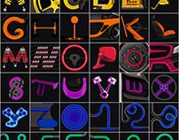 Veo letras en mi coche